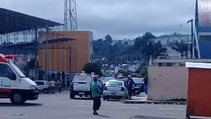 Aluna é baleada dentro de escola na zona Norte de Manaus