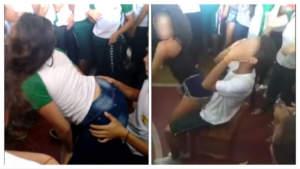 Alunos promovem baile funk dentro de escola de Manaus
