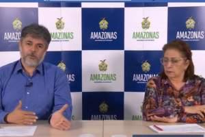 Amazonas registra 151 casos de coronavírus no estado