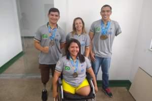 Amazonenses conquistam medalhas de ouro em competição regional disputada em João Pessoa