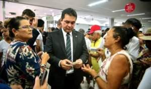 Blitz do Consumidor autua bancos por descumprirem Lei das Filas em Manaus