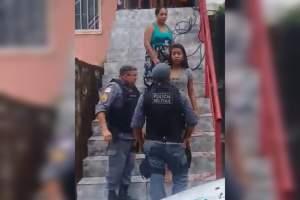 Briga por namorado termina com uma mulher ferida a faca em Manaus