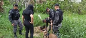 Cadela da CIPCães ajuda nas buscas de criança desparecida na zona Oeste