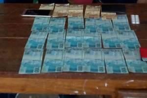 Casal é detido com dinheiro falso no Careiro da Várzea