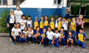Comissão de Defesa dos Direitos das Crianças e Jovens leva alunos para Passeio Cultural
