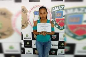 Condenada por furto é presa em bairro da zona Norte de Manaus