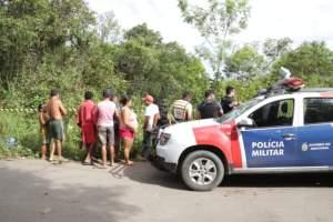 Corpo é encontrado por moradores do Tarumã com sinais de agressão