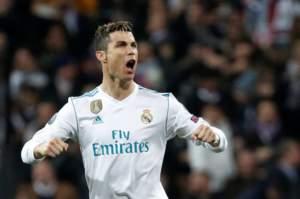Cristiano Ronaldo marca duas vezes e Real Madrid vence o PSG