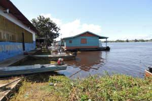Defesa Civil realiza vistoria na zona rural de Manaus dentro da operação Cheia 2020