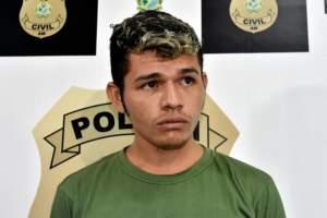 DEHS prende homem por homicídio de adolescente em loteamento na zona Norte