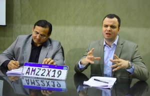 Detran-AM esclarece mudanças na placa Mercosul e no processo para emissão da CNH