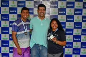 Equipe Paralímpica de Tênis de Mesa traz quatro medalhas do sul