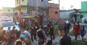 Genro e sogra são mortos a tiros no Mutirão em Manaus