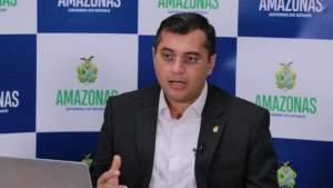 Governador anuncia multa e até prisão para quem desobedecer o isolamento social no Amazonas