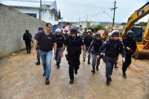 Governo garante aparato de segurança durante desocupação do Monte Horebe