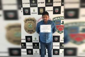 Homem condenado por estupro é preso no São Jorge