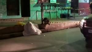 Homem é executado a tiros no bairro da Compensa