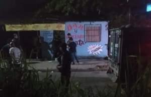 Homem é executado com vários tiros enquanto bebia no Parque Dez