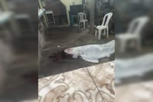 Homem é morto com vários tiros no Lírio do Vale