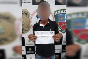 Homem é preso por estuprar a própria neta em Parintins