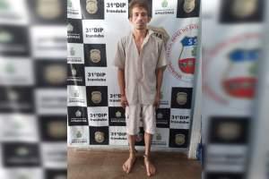 Homem é preso por estupro durante assalto a residência em 2014
