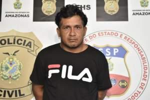 Homem é preso por feminicídio cometido em dezembro de 2018