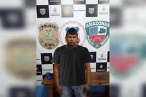 Homem é preso por roubo a serraria em Manacapuru