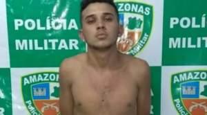 Homem é preso suspeito de roubar 10 x-saladas na zona Leste de Manaus