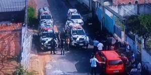 Homens mantêm família refém na zona Norte de Manaus