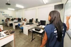 Instrutores do Cetam temem pegar um calote do Governo