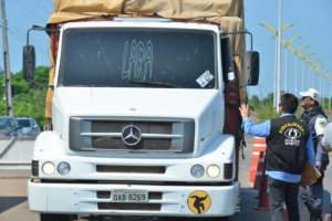 Ipem-AM realiza operação Tacógrafo Seguro e notifica 42 veículos por irregularidades