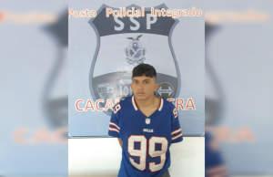 Jovem é preso por latrocínio tentado no município de Iranduba