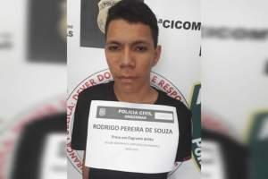 Jovens são presos por roubo a posto de combustível em Manaus