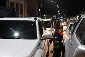 Lei Seca flagra 52 motoristas dirigindo embriagados no final de semana