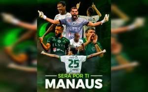 Manaus FC divulga postos de venda de ingressos do jogo de volta