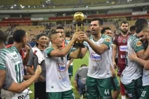 Manaus FC vence Amazonas FC e é campeão do primeiro turno do Amazonense