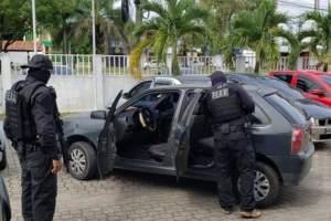 Milicianos são presos pelo Grupo Fera em Manaus