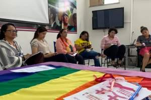 Mulheres discutem políticas públicas e avanços durante workshop sobre visibilidade lésbica