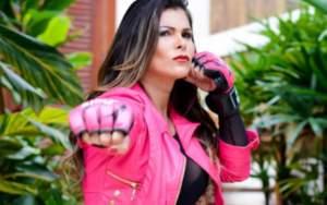Musa do Vasco afirma que as mulheres tem de aprender a lutar