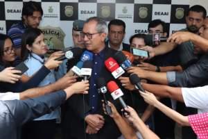 Operação apreende 15 adolescentes envolvidos em crimes na capital
