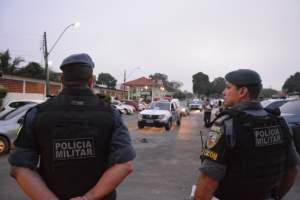 Operações integradas na zona Sul resultaram em 96 presos e 73 armas apreendidas
