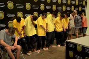 Polícia Civil desarticula quadrilhas especializadas em roubos e furtos de veículos na capital