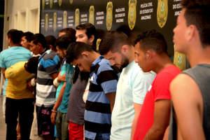 Polícia Civil prende 21 pessoas durante operação deflagrada na capital