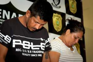 Polícia Civil prende casal com 51 kg de drogas no porto da Manaus Moderna