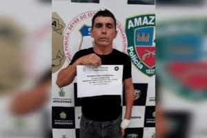 Polícia Civil prende em Parintins foragido da Justiça do Distrito Federal