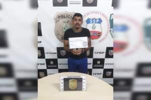 Polícia Civil prende homem com drogas no bairro Novo Aleixo