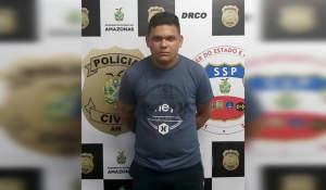 Polícia Civil prende homem no Tarumã por envolvimento com o tráfico de drogas
