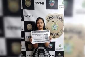 Polícia Civil prende jovem que liderava um ponto de comercialização drogas no bairro Jorge Teixeira