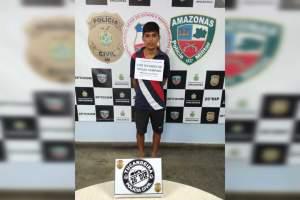 Polícia Civil prende rapaz por roubo cometido em 2016