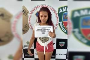 Polícia Civil recupera objetos roubados de motorista e prende dupla envolvida no crime
